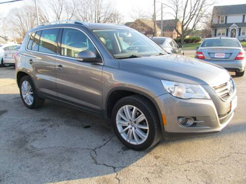 2011 Volkswagen Tiguan for sale at St. Mary Auto Sales in Hilliard OH