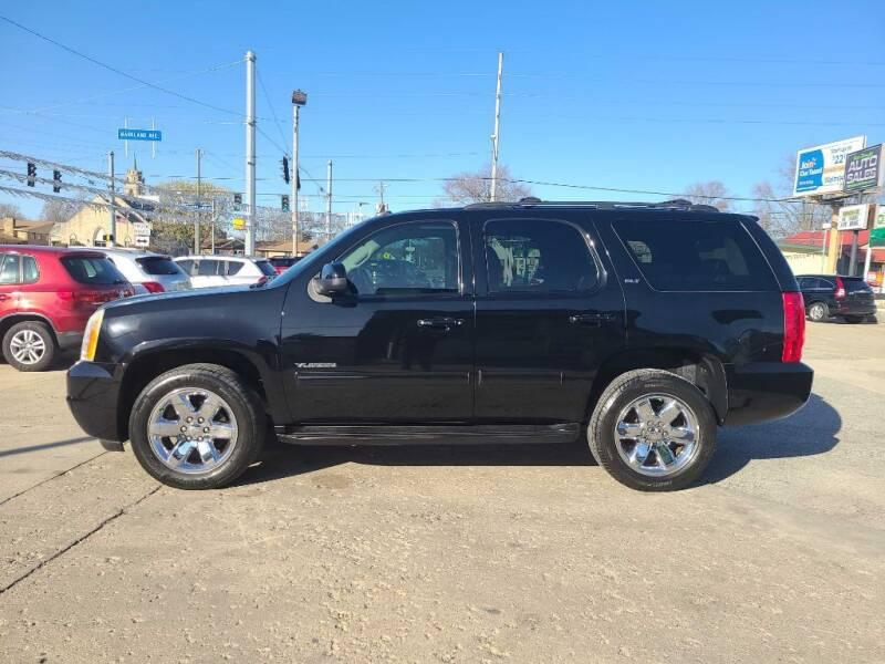 2011 GMC Yukon for sale at Bob Boruff Auto Sales in Kokomo IN