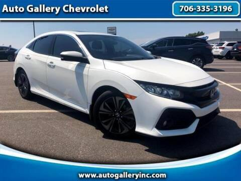 2017 Honda Civic for sale at Auto Gallery Chevrolet in Commerce GA
