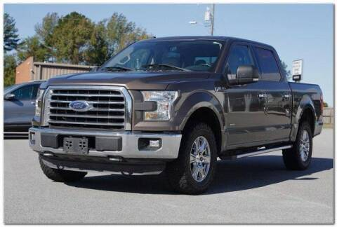 2016 Ford F-150 for sale at WHITE MOTORS INC in Roanoke Rapids NC