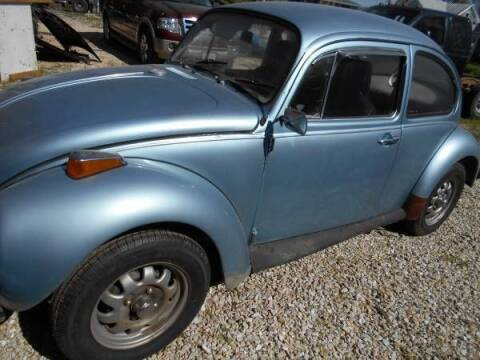 1972 Volkswagen Beetle for sale at Haggle Me Classics in Hobart IN