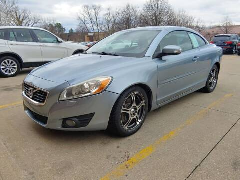 2011 Volvo C70 for sale at Autolika Cars LLC in North Royalton OH