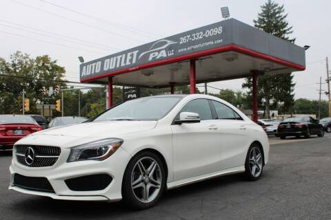 2014 Mercedes-Benz CLA for sale at Deals N Wheels 306 in Burlington NJ