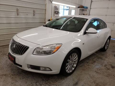 2011 Buick Regal for sale at Jem Auto Sales in Anoka MN