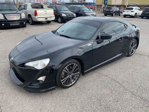 2013 Scion FR-S for sale at OKC Auto Direct in Oklahoma City OK