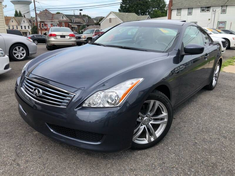 2009 Infiniti G37 Coupe for sale at Majestic Auto Trade in Easton PA