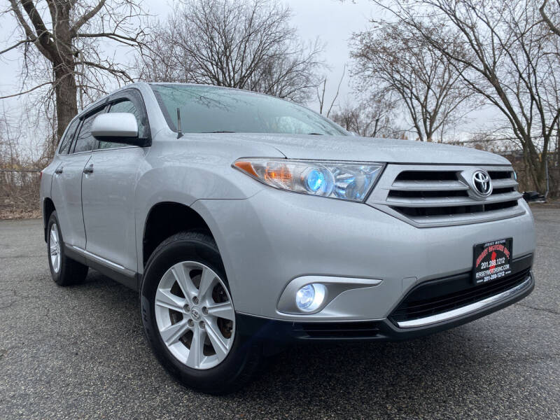 2012 Toyota Highlander for sale at JerseyMotorsInc.com in Teterboro NJ