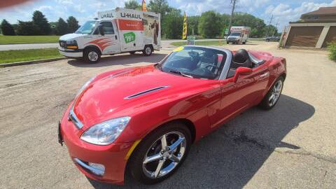 2007 Saturn SKY for sale at AMAZING AUTO SALES in Marengo IL
