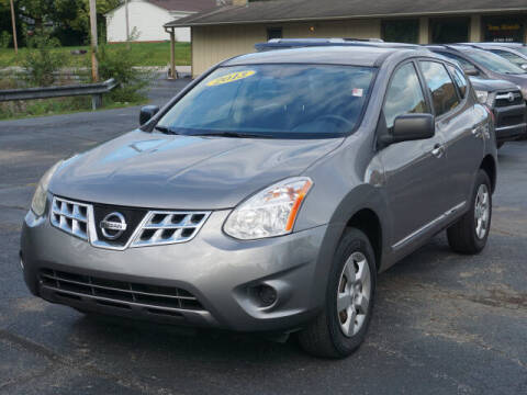 2013 Nissan Rogue for sale at Tom Roush Budget Westfield in Westfield IN