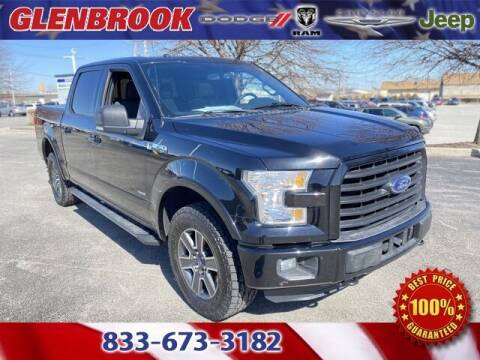 2016 Ford F-150 for sale at Glenbrook Dodge Chrysler Jeep Ram and Fiat in Fort Wayne IN