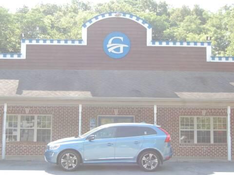 2017 Volvo XC60 for sale at Gardner Motors in Elizabethtown PA
