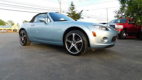 2008 Mazda MX-5 Miata for sale at Action Automotive Service LLC in Hudson NY