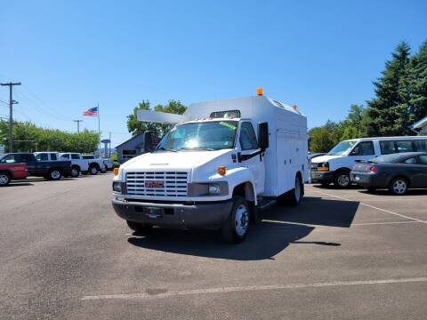 2004 GMC C5500 for sale at Brookwood Auto Group in Forest Grove OR