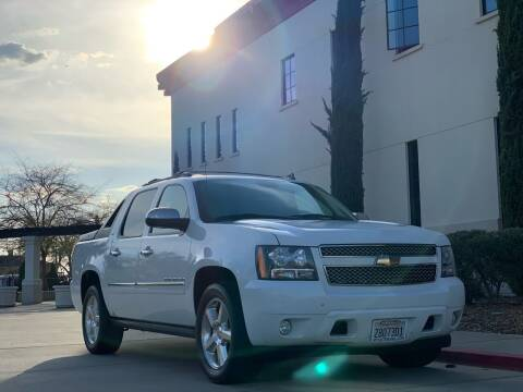 2011 Chevrolet Avalanche for sale at Auto King in Roseville CA