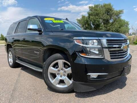 2016 Chevrolet Tahoe for sale at UNITED Automotive in Denver CO