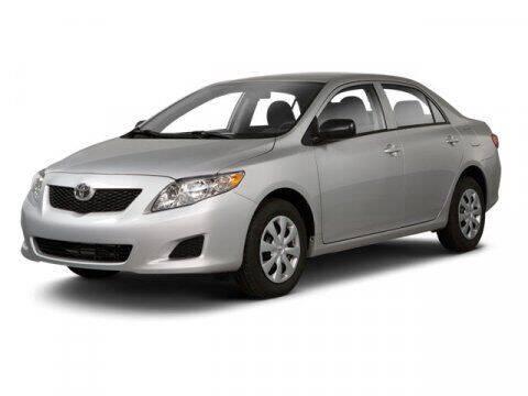 2010 Toyota Corolla for sale at DAVID McDAVID HONDA OF IRVING in Irving TX