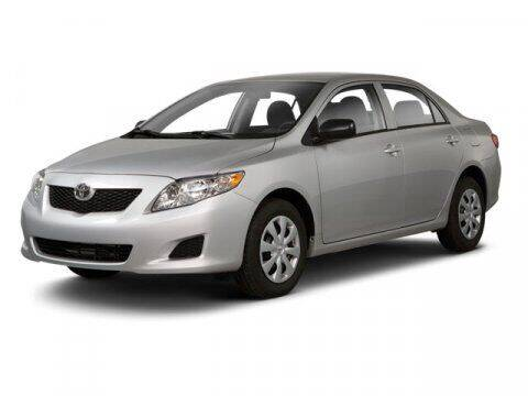 2010 Toyota Corolla for sale at DICK BROOKS PRE-OWNED in Lyman SC