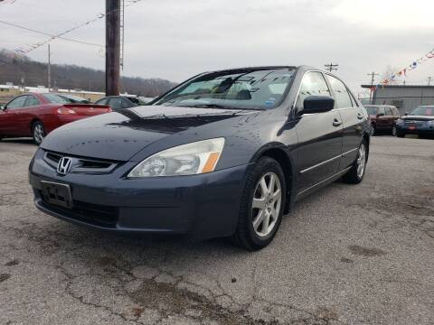 2005 Honda Accord for sale at BBC Motors INC in Fenton MO