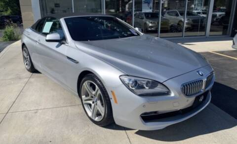 2013 BMW 6 Series for sale at R & R Motors in Queensbury NY