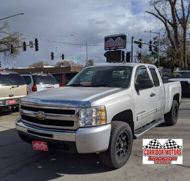 2010 Chevrolet Silverado 1500 for sale at Corridor Motors in Cedar Rapids IA