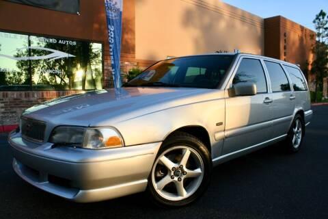 1998 Volvo V70 for sale at CK Motors in Murrieta CA