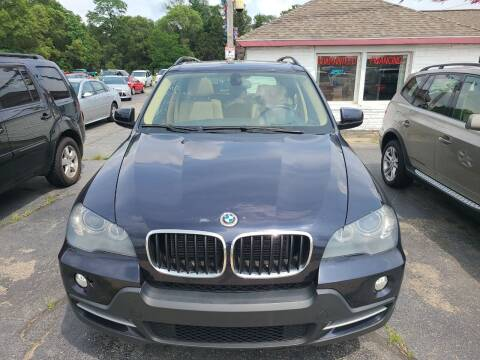2009 BMW X5 for sale at All State Auto Sales, INC in Kentwood MI