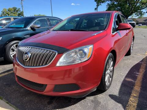 2016 Buick Verano for sale at Blake Hollenbeck Auto Sales in Greenville MI