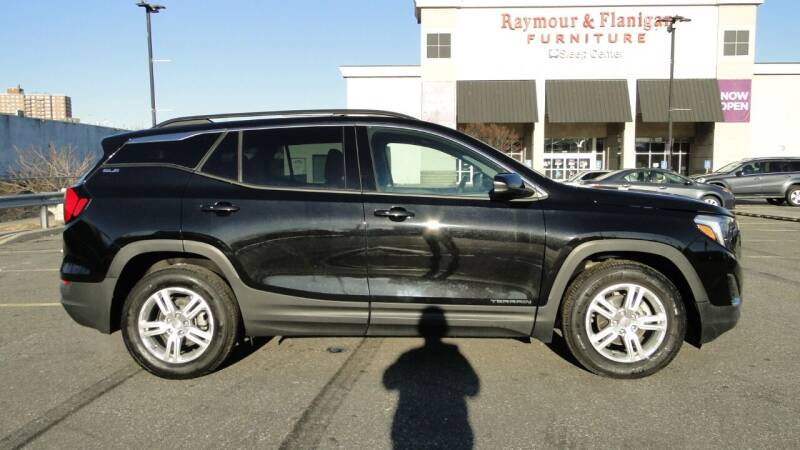 2018 GMC Terrain for sale at AFFORDABLE MOTORS OF BROOKLYN in Brooklyn NY