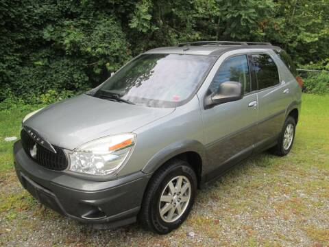 2004 Buick Rendezvous for sale at Peekskill Auto Sales Inc in Peekskill NY