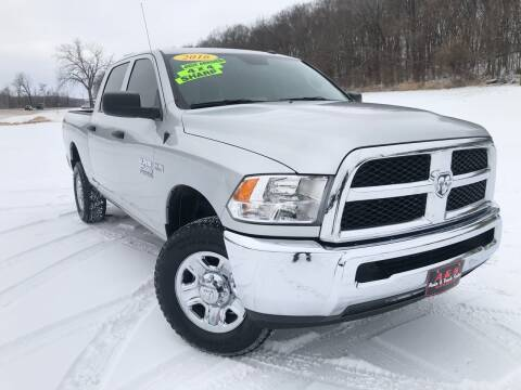 2016 RAM Ram Pickup 2500 for sale at A & S Auto and Truck Sales in Platte City MO