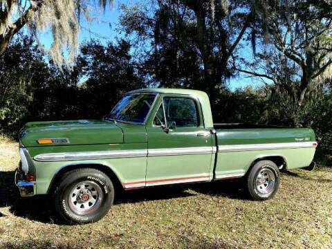 1971 Ford Ranger for sale at Classic Car Deals in Cadillac MI