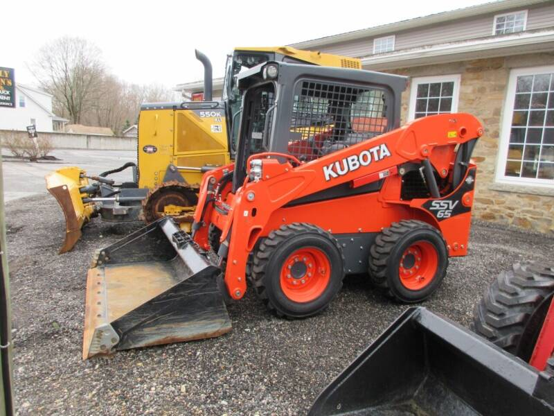 2019 Kubota SSV65 for sale at ABC AUTO LLC in Willimantic CT
