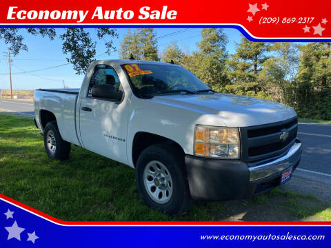 2007 Chevrolet Silverado 1500 for sale at Economy Auto Sale in Modesto CA
