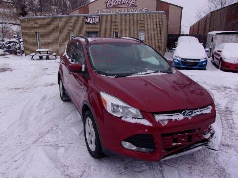 2014 Ford Escape for sale at Barney's Used Cars in Sioux Falls SD