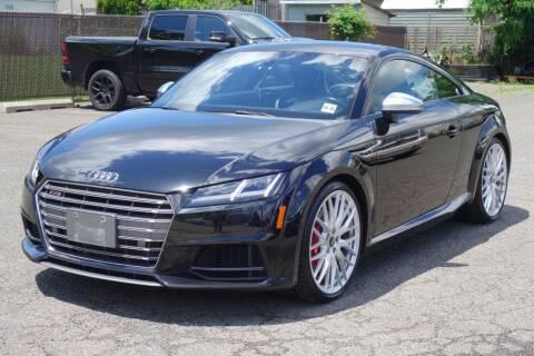 2017 Audi TTS for sale at Olger Motors, Inc. in Woodbridge NJ