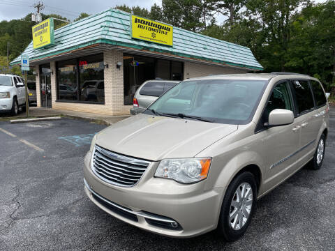 2013 Chrysler Town and Country for sale at Diana Rico LLC in Dalton GA