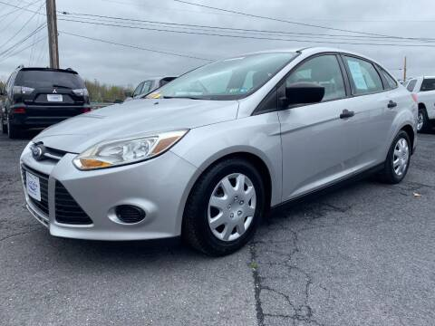 2012 Ford Focus for sale at Clear Choice Auto Sales in Mechanicsburg PA
