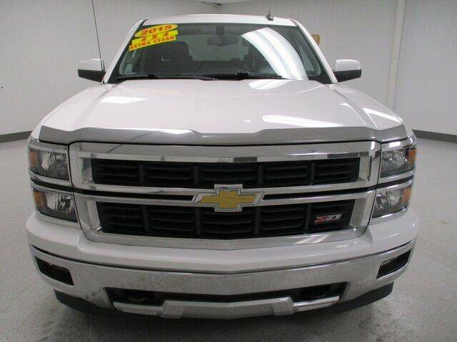 2016 Chevrolet Silverado 1500 for sale at Sports & Luxury Auto in Blue Springs MO
