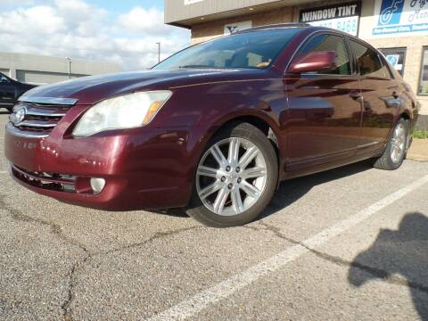 2007 Toyota Avalon for sale at Flywheel Motors, llc. in Olive Branch MS