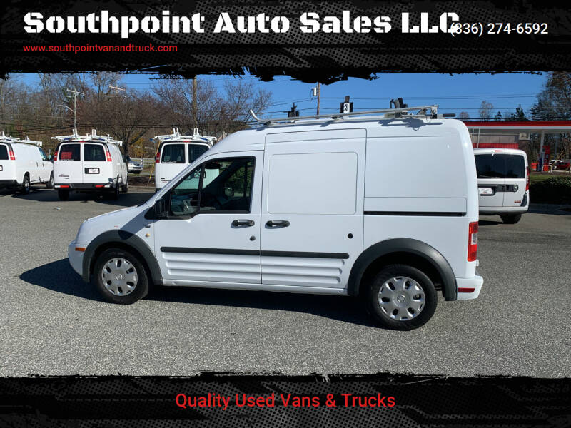 2013 Ford Transit Connect for sale at Southpoint Auto Sales LLC in Greensboro NC