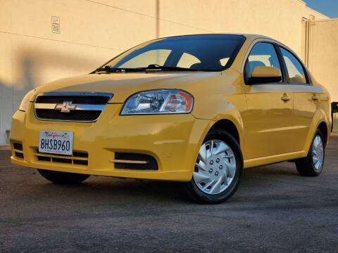 2010 Chevrolet Aveo for sale at Gold Coast Motors in Lemon Grove CA