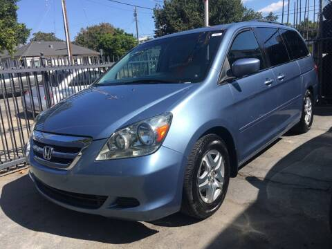 2007 Honda Odyssey for sale at MK Auto Wholesale in San Jose CA