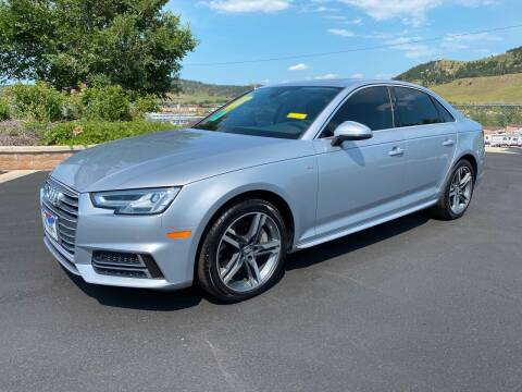2018 Audi A4 for sale at Big Deal Auto Sales in Rapid City SD