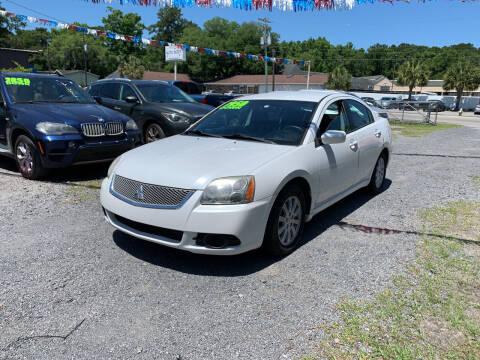 2012 Mitsubishi Galant for sale at Auto Mart - Dorchester in North Charleston SC