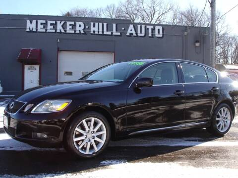 2007 Lexus GS 350 for sale at Meeker Hill Auto Sales in Germantown WI
