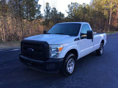 2013 Ford F-250 Super Duty for sale at Legacy Motor Sales in Norcross GA