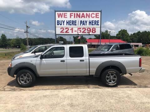 2003 Nissan Frontier for sale at Price Auto Sales Inc in Jasper AL