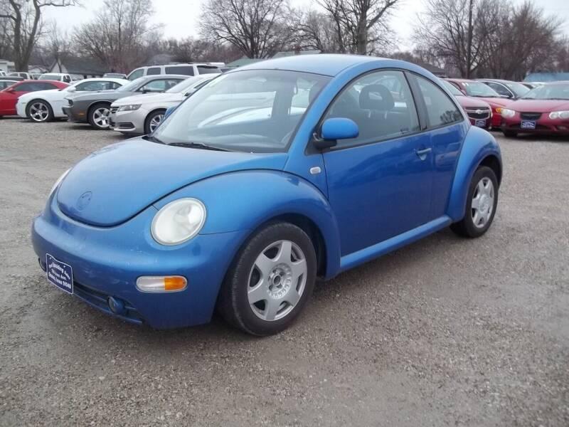 1999 Volkswagen New Beetle for sale at BRETT SPAULDING SALES in Onawa IA