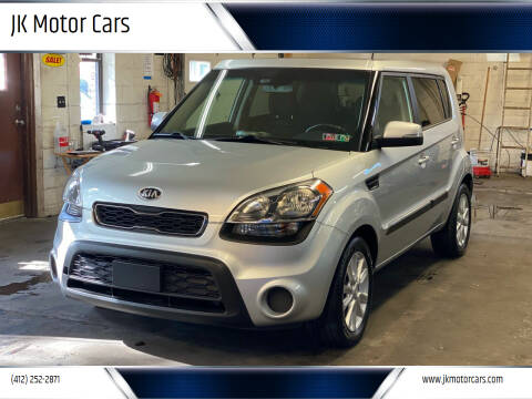 2013 Kia Soul for sale at JK Motor Cars in Pittsburgh PA