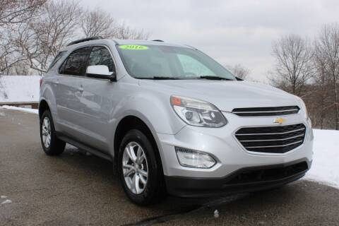 2016 Chevrolet Equinox for sale at Harrison Auto Sales in Irwin PA